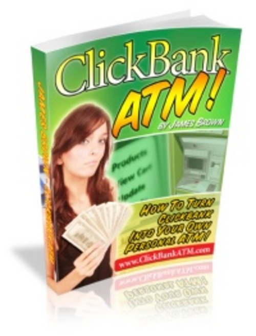 Product picture ClickBankATM-V.1 - easy money from ClickBank